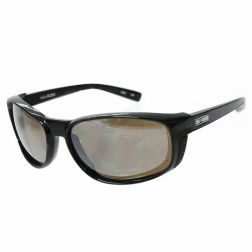 """hrbur 06 * HARLEY-Davidson Occhiali da Sole Biker OCCHIALI /""""Burn/"""" Copper SILVER FLASH"""