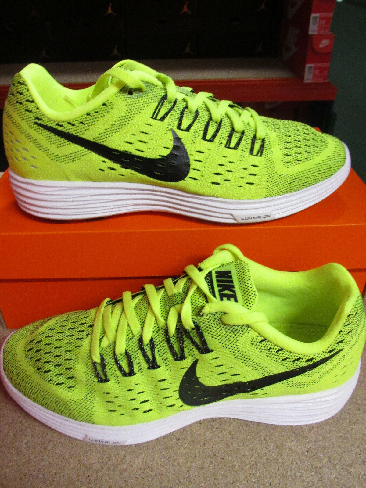 nike lunartempo homme running trainers 705461 700 sneakers chaussures