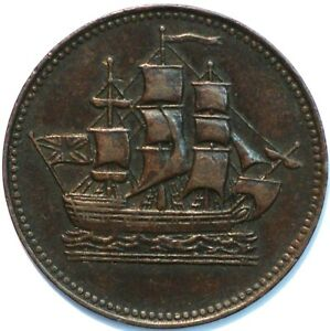 Canada-token-Ships-Colonies-Commerce-Breton-997-B-739