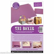 Crafters Companion - The Boxer Board - Scoreboard - For Making Boxes - New In