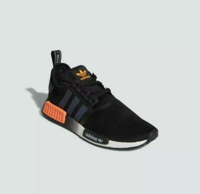 Size 12 - adidas NMD R1 Solar Orange