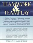 Teamwork and Teamplay by Barry Joliff, James Cain (Paperback, 1998)