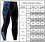 Mens-Compression-Long-Pants-Base-Layer-Leggings-Sports-Fitness-Trousers-Jogging thumbnail 6