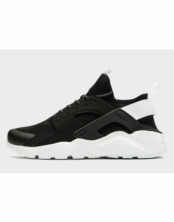 Nike Huarache Run Ultra Run Men's Trainers () - Black Brand New
