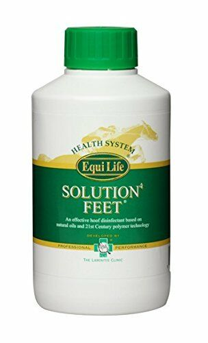 Equilife Solution 4 Feet 500Ml Equine Hoof Hoof Hoof Disinfectant 999974