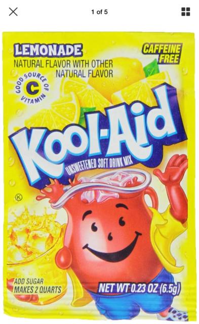 Kool-Aid Drink Mix Strawberry Lemonade 10 Count
