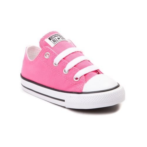 Buy Converse All Star Low INF 7j238 Pink Toddlers US Size 7 Cm 14 online  445969768df6