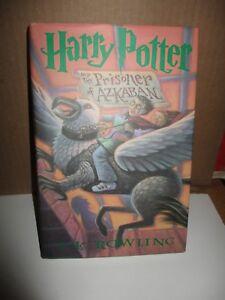 Harry Potter: Harry Potter and the Prisoner of Azkaban 3 by J. K. Rowling (1999,
