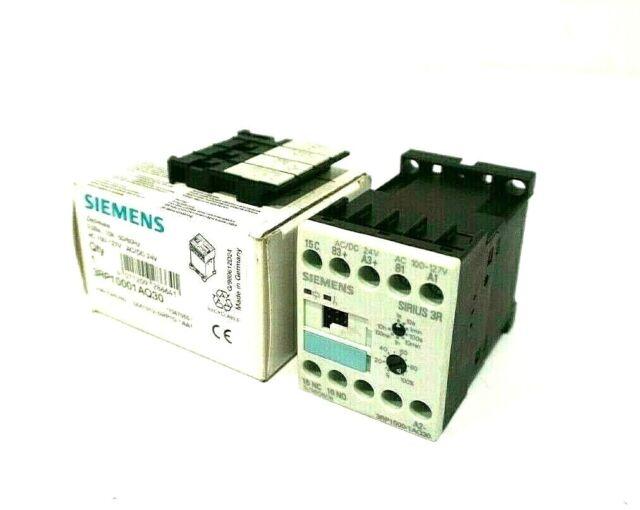 SIEMENS 3RP1000-1AQ30 3RP10001AQ30 NEW IN BOX