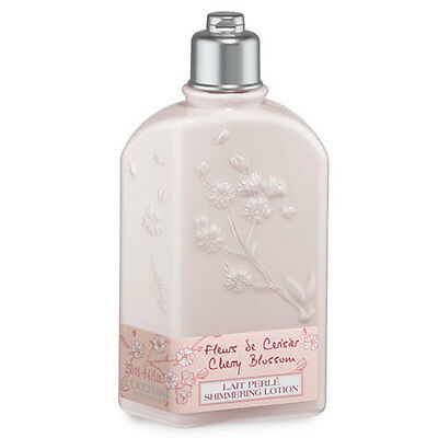 LOccitane fleur de cerisier latte corpo 250ml