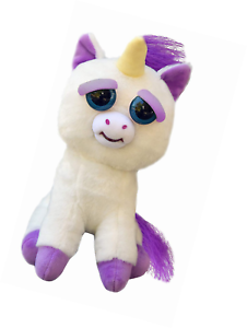 Feisty Pets FP-UNI Glenda Glitterpoop Unicorn Plush