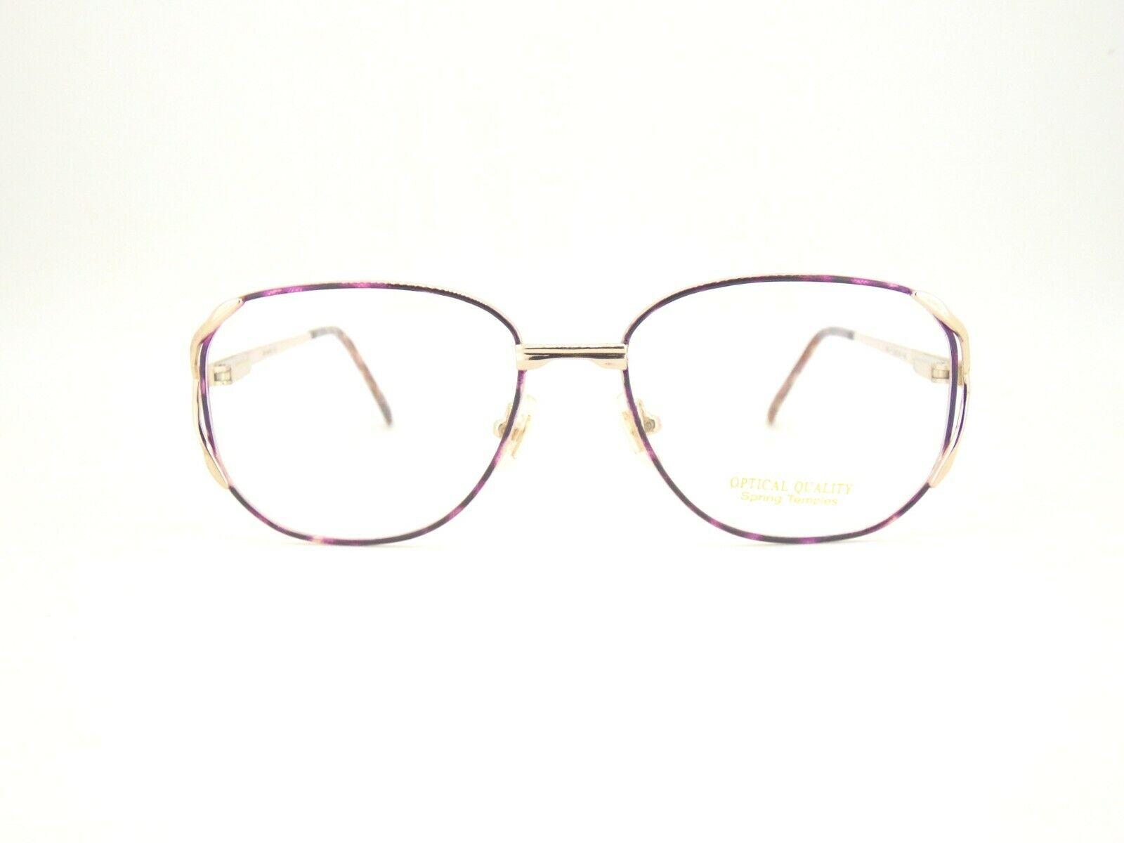VINTAGE Designer Eyeglasses Brille goggles gafas SUNOPTIC 99-F NEU NEW