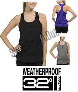 NEW-Ladies-039-Weatherproof-32-Degrees-COOL-Active-Yoga-Tank-S-XXL