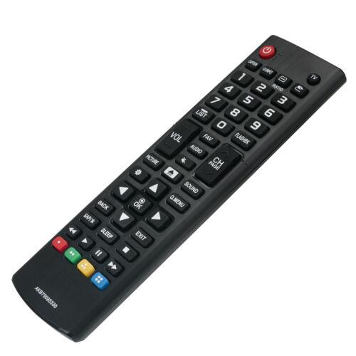 Smart TV Remote Control AKB75095330 Replace for LG LED HD TV 32LJ500B 28LJ400B
