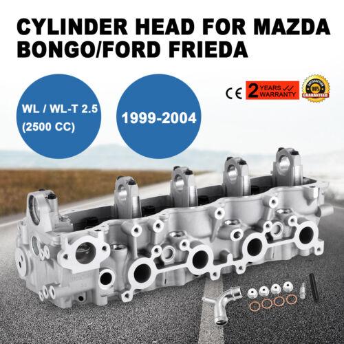 NEW Engine Cylinder Head For Mazda B2500 Ford Ranger 2.5TD-WL-12V UK