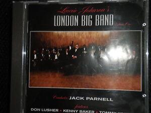 034-LAURIE-JOHNSON-039-S-LONDON-BIG-BAND-034-VOL-1-CDSIV-6144-DON-LUSHER-KENNY-BAKER