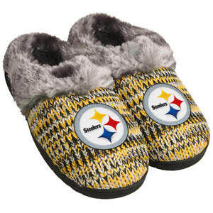 347f37b7 Details about Pittsburgh Steelers NFL Women's Peak Slide Slippers, Size  XLarge (11/12) NWT