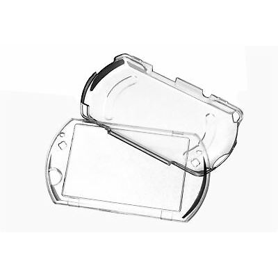 PSP GO Crystal Clear and Stand Cover Hard Case - NEW