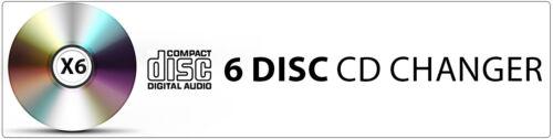 Mercedes Viano MC3010 6 disco cambiador de CD Cambiador Con Cartucho A2038209089