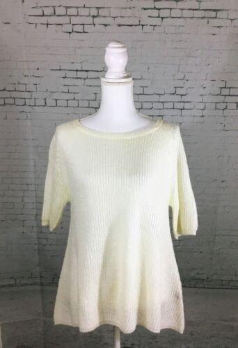 Sz maglia Womens lana 525 misto 136 corta maglione America New M manica Womens p8vOT68nq
