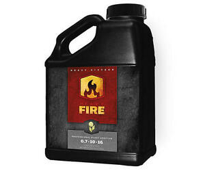 Heavy 16 Fire P/K Booster - hydroponics nutrients bloom stimulant additive