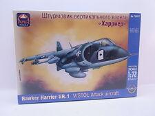 LOT 39894   ARK Models 72027 Hawker Harrier Gr.1 V/STOL 1:72 Bausatz NEU in OVP