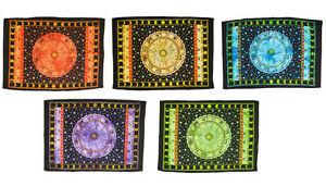 STERNZEICHEN-ASTRO-115x80-cm-Wandbehang-Zodiac-Tierkreiszeichen-Astrologie-Kreis