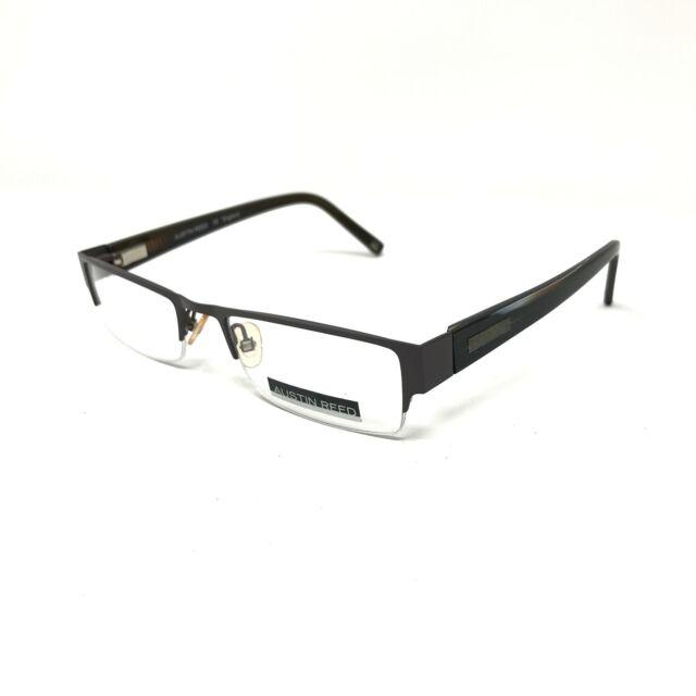 Police Eyeglasses V 8732 Col 08pr Midnight Blue Half Rim Frame Italy 58 17 140 Ebay
