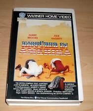 VHS - Kopfüber in Amerika - Albert Brooks - Julie Hagerty - 1985 - Videokassette