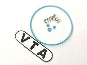 VTA-BLUE-Heavy-DUTY-Gaskets-SEALS-fr-SEIKO-6138-7000-034-SLIDE-RULE-034-Springs