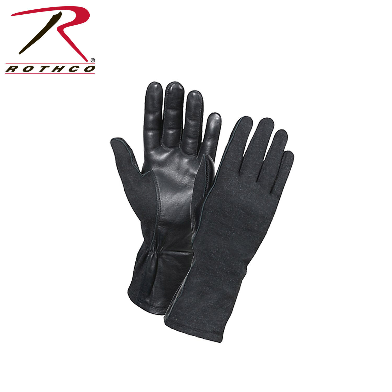 Rothco 3457 G.I. Type Flame & Heat Resistant Flight Gloves