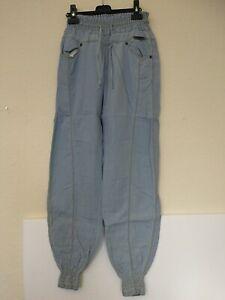 Lee-Cooper-Womens-Jog-Jeans-Light-Blue-Size-8-Long