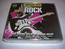 Various Artists - Massive Hits! (Rock, 2011) CD X 3