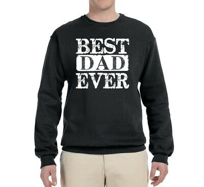 Best Papa Ever Mens Fathers Day Gift Sweatshirt Funny Holiday Humor Hoodie