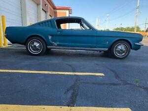 1965 Ford Mustang 2 Door Ebay
