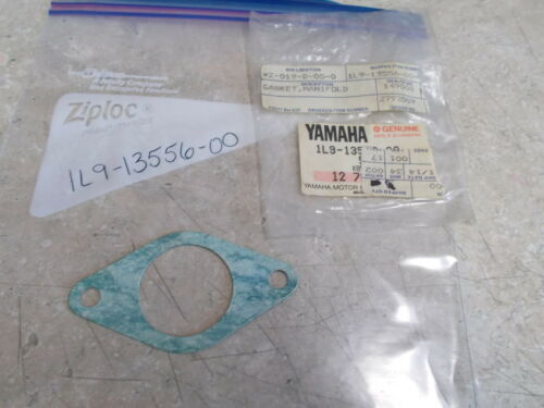 NOS OEM Yamaha Manifold Gasket 1976-1982 XS360 XS400 1L9-13556-00