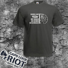 T-Shirt Scheiß auf TÜV OEM DUB JDM Racing Tuning Drift Kanjo Motorsport Tief Low