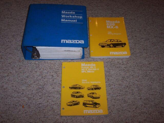 1996 Mazda 626 Mx