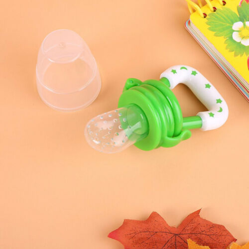 Baby Pacifier Fresh Food Feeder Feeding Safety Baby  Pacifier Food Supplement.