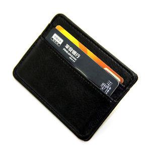 a27af89998fc Details about Sale Top Quality Wallet Holder Bank Credit Card ID Case Bag  Card Holder Money
