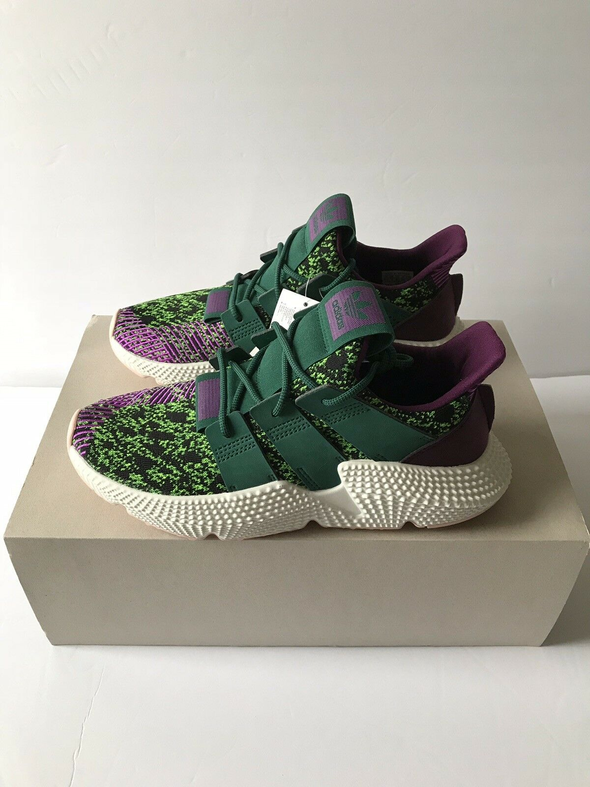 adidas Prophere Dragon Ball Z Cell SNEAKERS Size 6.5 D97053 Ships From USA