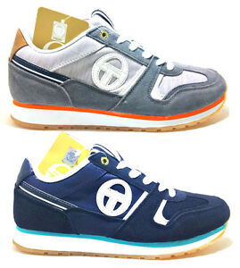 SERGIO-TACCHINI-scarpe-uomo-sneakers-sportive-passeggio-pelle-camoscio-tela