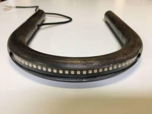 telaio LED Stop Frecce 25mm//20cm frame loop cafe  racer scrambler