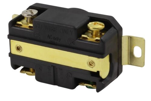 DIY Generator Outlet Replacement NEMA L14-30R by AC WORKS™
