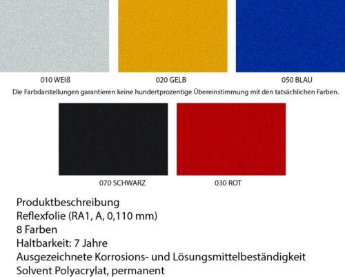 POUR BMW R 1200gs LC 2013-Autocollant//helmaufkleber Réfléchissant Reflex//0005