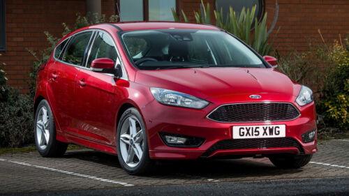 Ford Focus mk2 mk3 Caramelo Rojo Izquierda Del Lado Del Pasajero Cubierta Del Espejo De Ala Puerta Tapa Trim