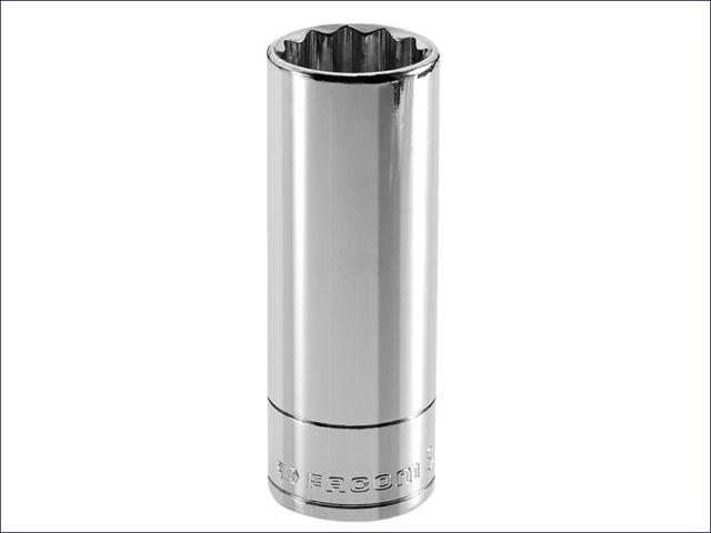 Facom FCMJ10LA Bi-Hexagon Deep Socket 3/8in Drive 10mm