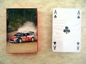 Jeu-de-Cartes-a-Jouer-54-Citroen-Rallye