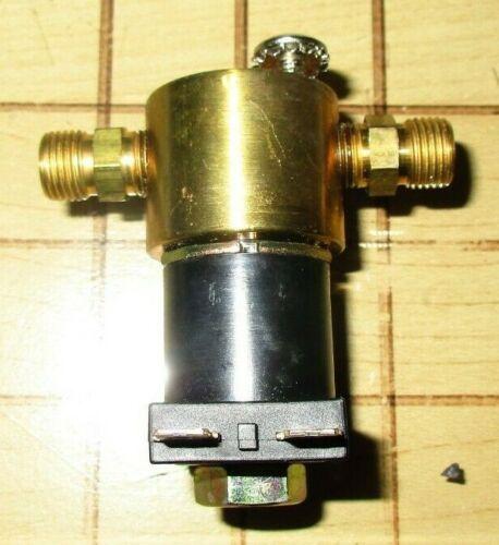 NEW Thermador Range Gas Solenoid  00411253 15-10-188 20-02-500 20-01-874