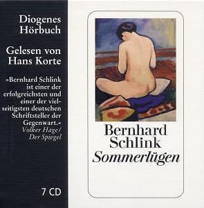 Buch, Sommerlügen von Bernhard Schlink